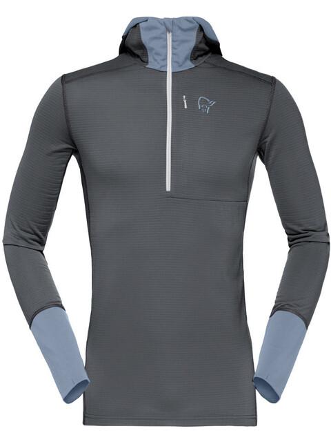 Norrøna Super - Sous-vêtement Homme - gris